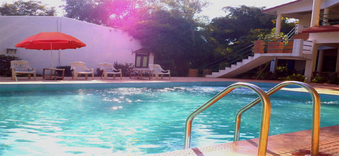 Swimming Pool Bandhavgarh Bandhavgarh Swimming Pool Swimming Pool Bandhavgarh National Park